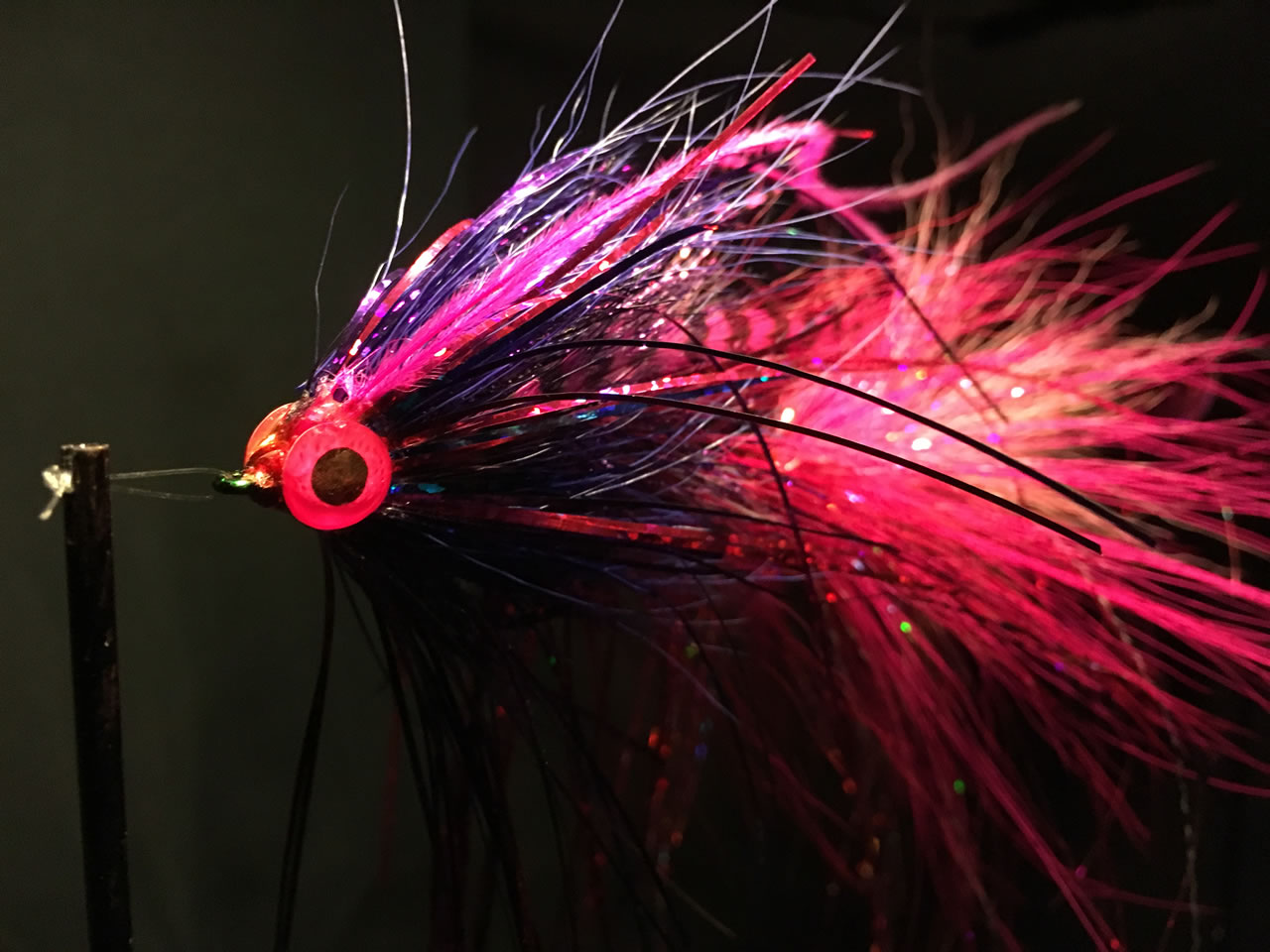 Boy meets Girl - articulated pike fly