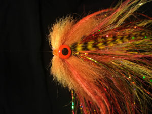 Firewall - tube fly for pike
