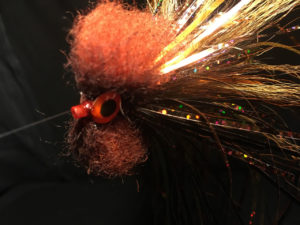 Kamataja - tube fly for pike